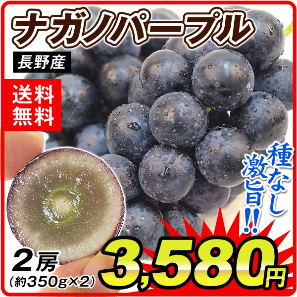 ナガノパープル3580円