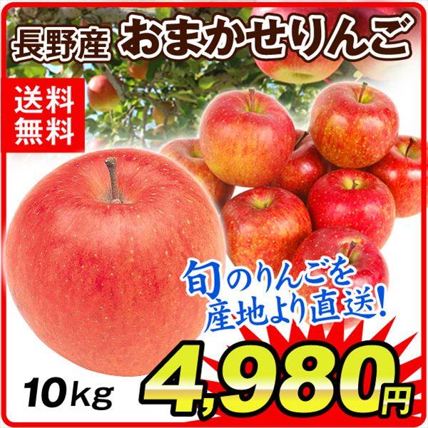 長野おまかせ赤りんご
