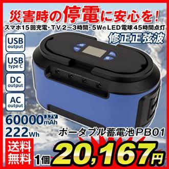蓄電池PB01