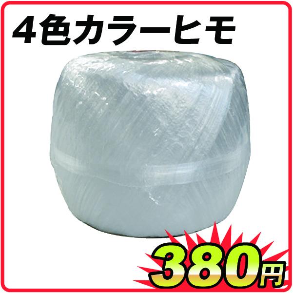 ヒモ白テープ巾