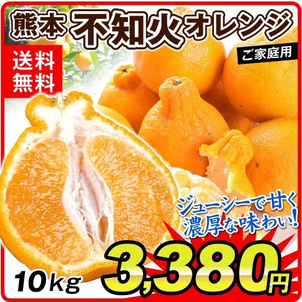 熊本産不知火オレンジ