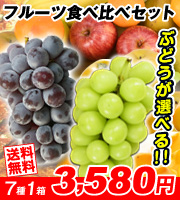 選べるぶどう果物セット