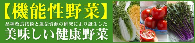 機能性野菜