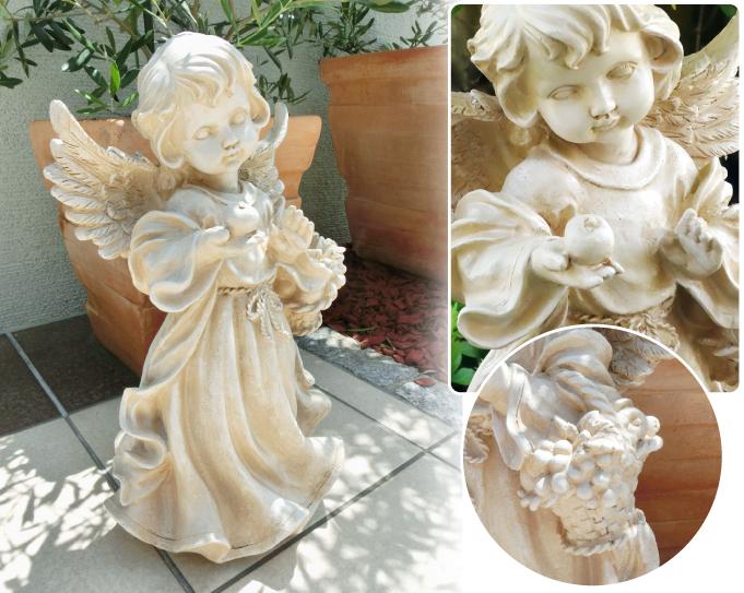 ポリ_りんごを持つ天使
