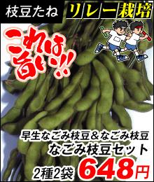 なごみ枝豆セット