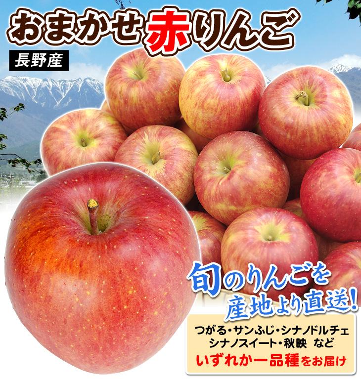 おまかせ赤りんご・メイン