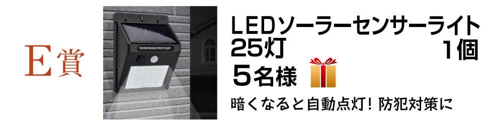国華園豪華プレゼントキャンペーン・E賞