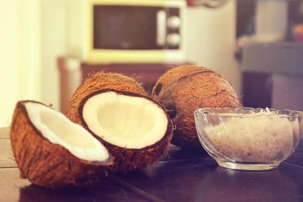 スーパーフードココナッツオイル