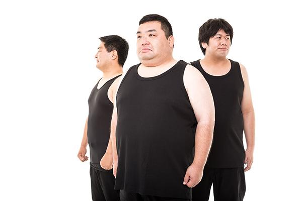 太った人たち